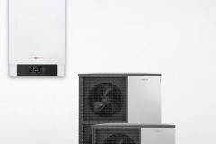 pompe à chaleur air eau viessmann vitocal 200-a