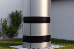pompe à chaleur air eau viessmann vitocal 300-a ext