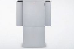 pompe à chaleur air eau viessmann vitocal 350-a int ext